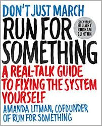 Run for Something book